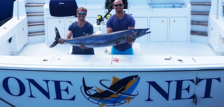 Sport Fishing Luxury Charter Yacht in the Virgin Islands